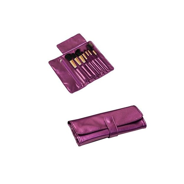 Set pinceaux Royal Enhance 8 pces et trousse