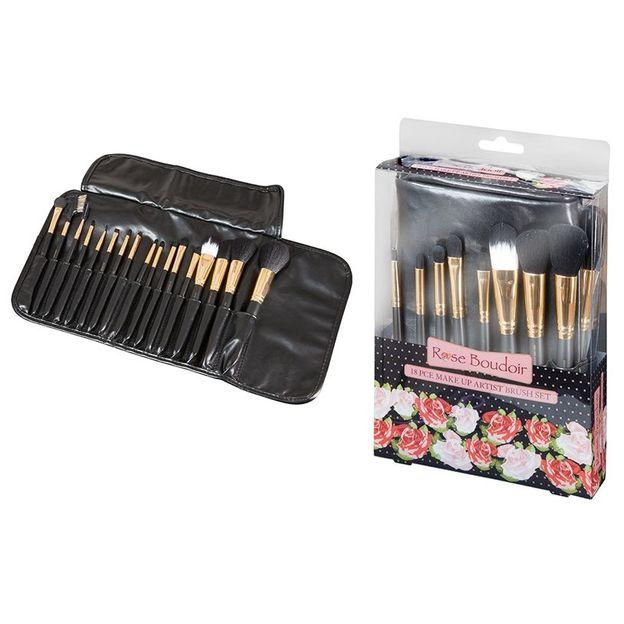 Set de pinceaux à maquillage Rose Boudoir