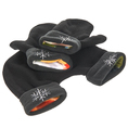 Handschuhe für Verliebte 3-teilig schwarz
