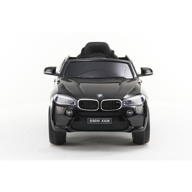 Voiture électrique pour enfant BMW X6 12V noire