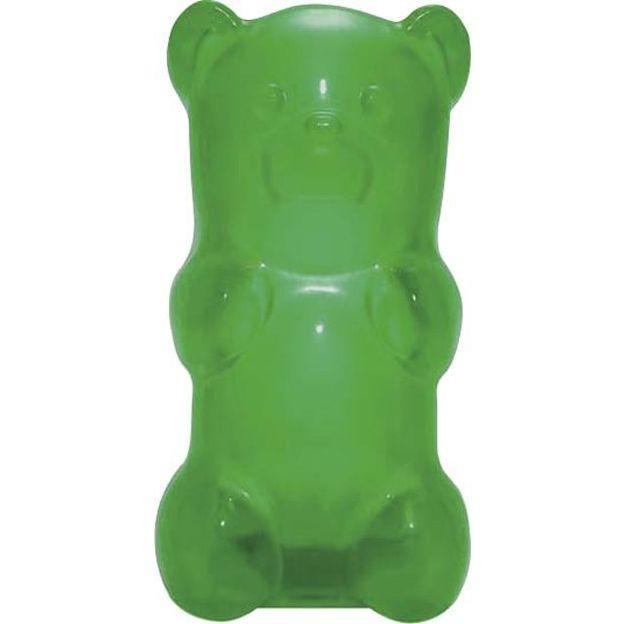 Veilleuse Ours bonbon vert