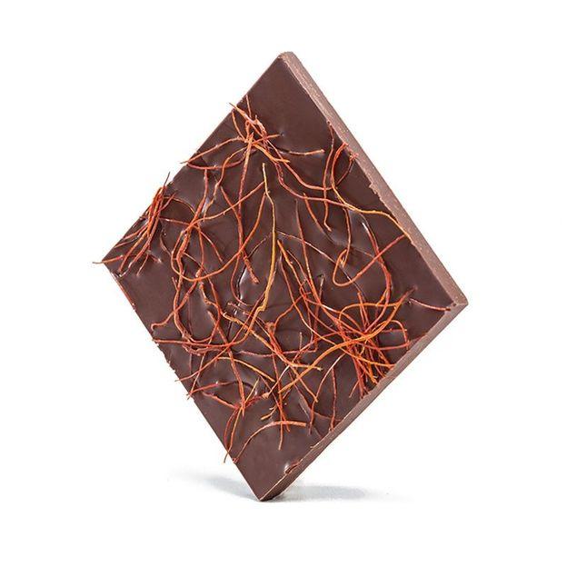 Schokoladen Würfel mit 12 verschiedenen Sorten