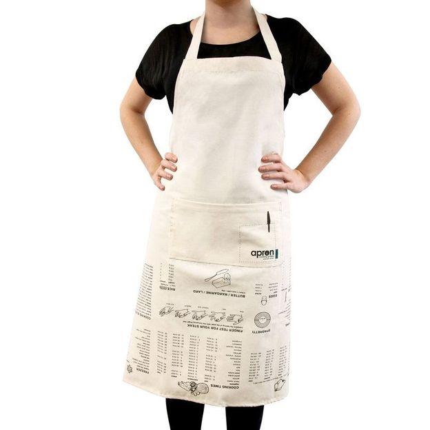Tablier de cuisine Cooking Guide