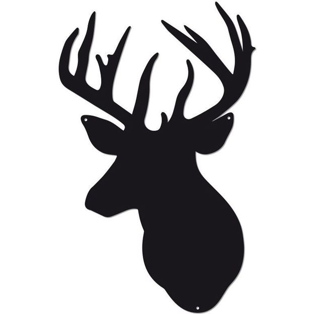 Magnettafel Deer