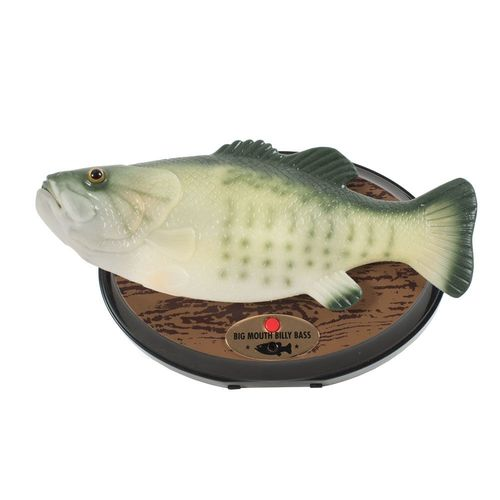 Image of Big Mouth Billy Bass der singende Fisch - 15 Jahre Jubiläumsedition