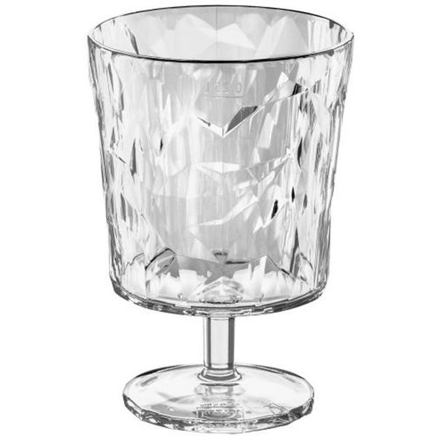 Glas 250ml Crystal transparent klar