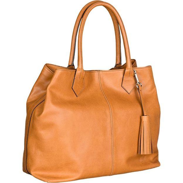 0714 Shopper Kirsten cognac