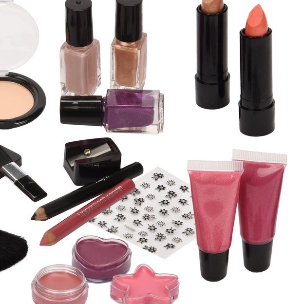 Adventskalender Tannenbaum mit Make Up