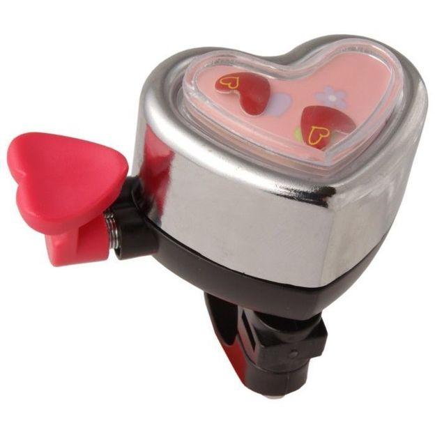 Fahrrad Klingel Funny Bells Heart Shaped