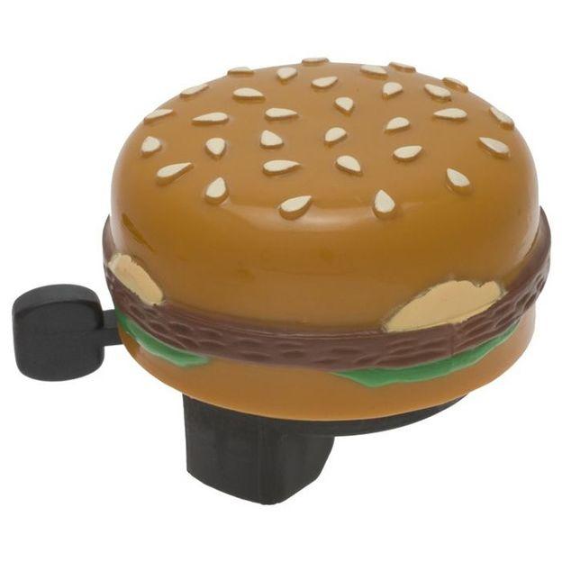 Fahrrad Klingel Funny Bells Hamburger