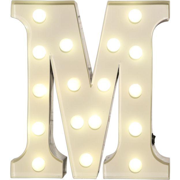 Buchstaben M