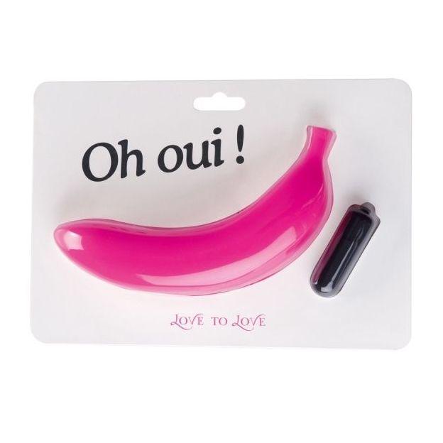 Vibromasseur Banane Oh Oui