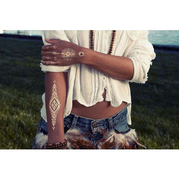Flash Tattoos Mandala Henna