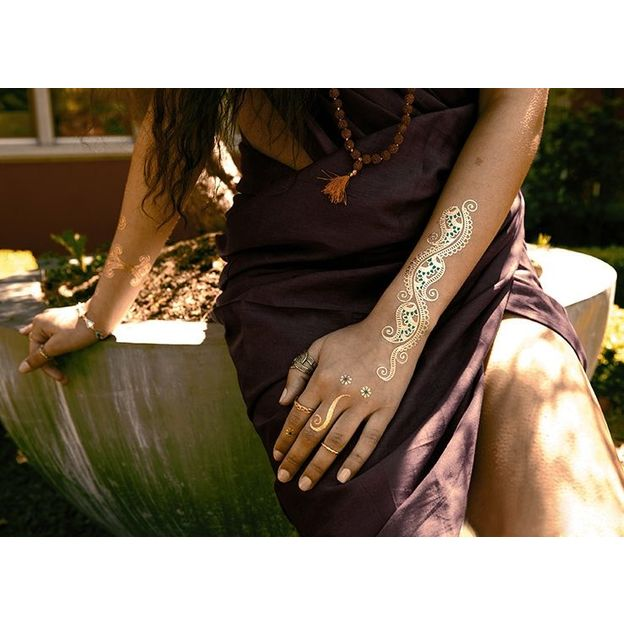 Flash Tattoos Indian Henna