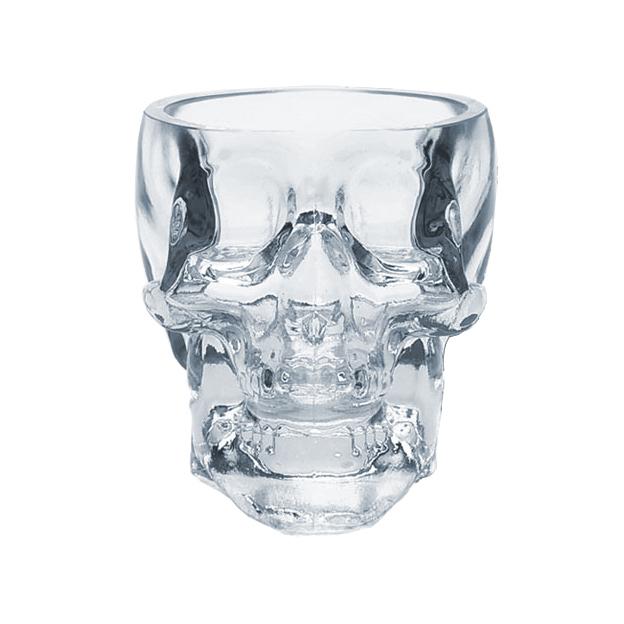 Crystal Head Vodka Shotglas