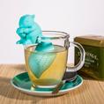 Infuseur à thé écureuil en silicone