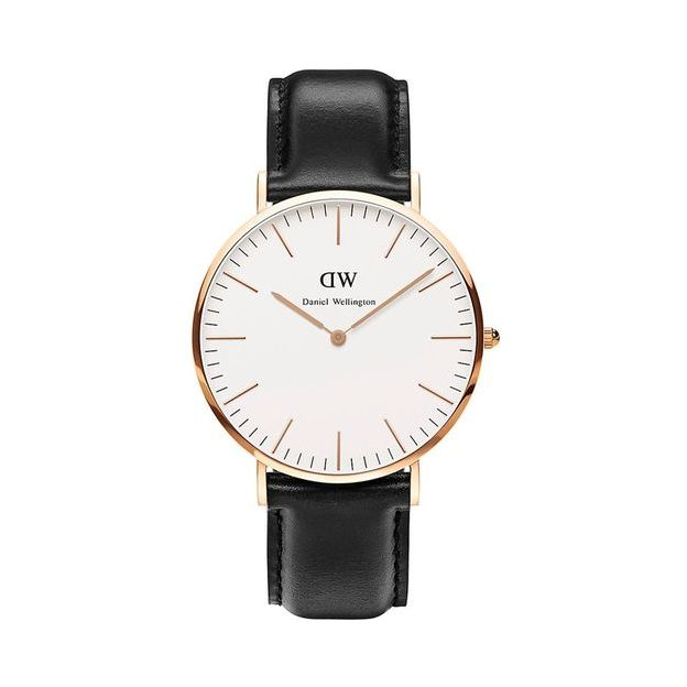 Daniel Wellington Sheffield rose or