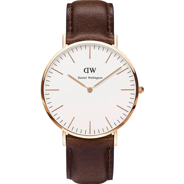 Daniel Wellington Bristol rose or