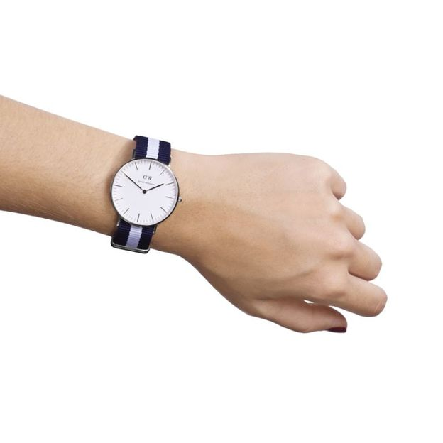 Daniel Wellington Montre Glasgow 36 mm