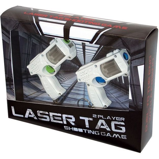 Laser Tag Mini Pistolen