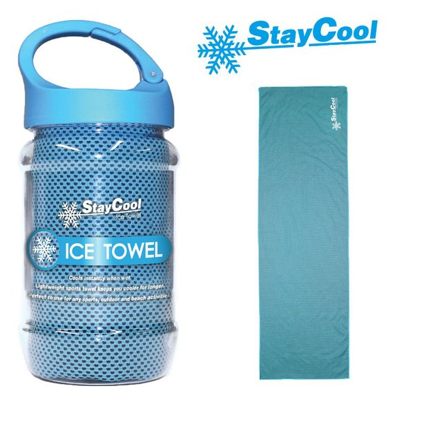 Stay Cool Eis Handtuch