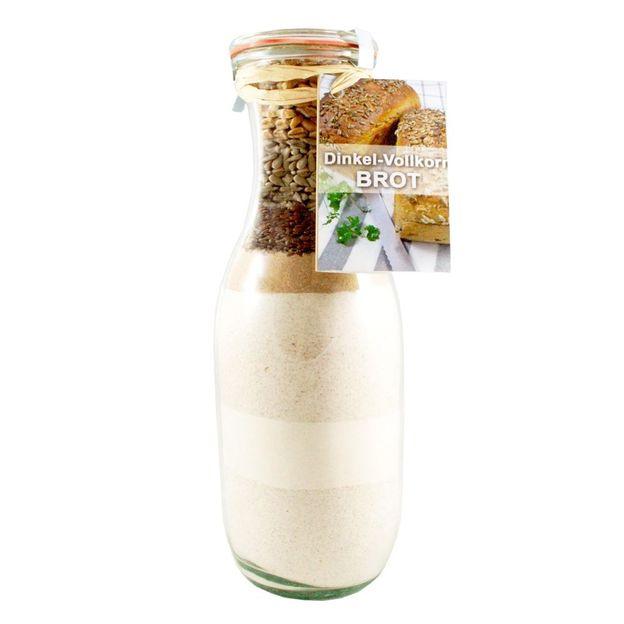 Kit de préparation pain complet à l'épeautre