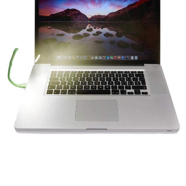 USB Tastaturbeleuchtung mit LED Lampe für den Laptop
