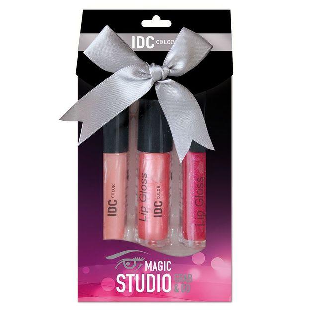 Set de 3 gloss Magic Studio