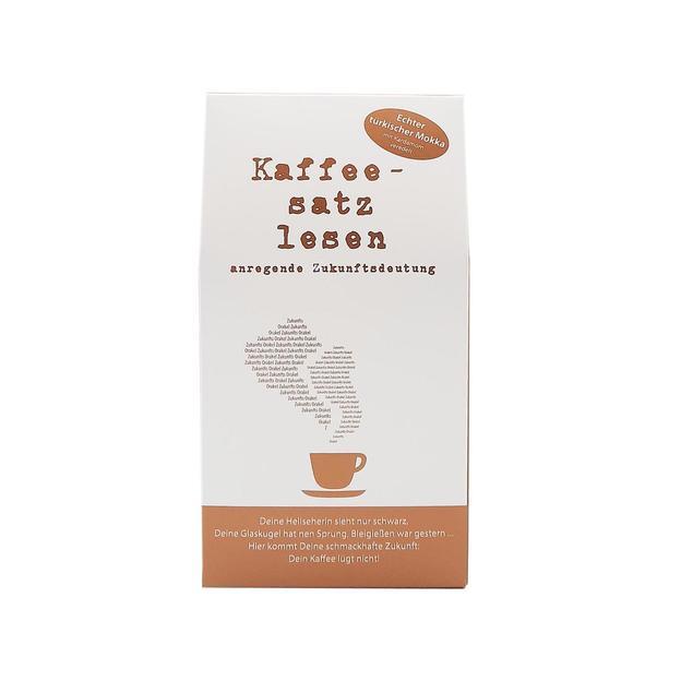 Kaffeesatz lesen