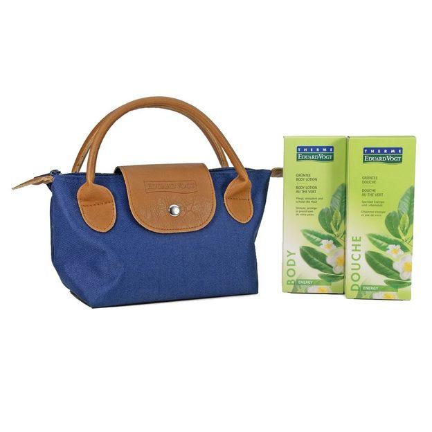 Set cadeau sac et soins Therme Sensible