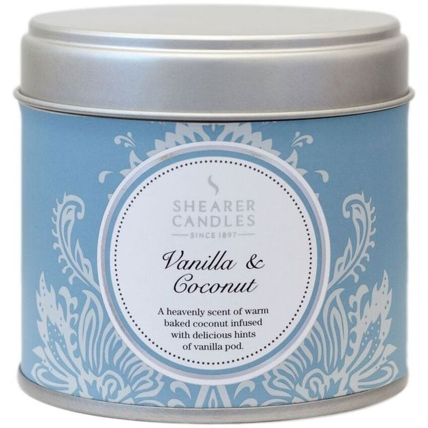 Home Fragrance Duftkerze Vanilla & Coconut