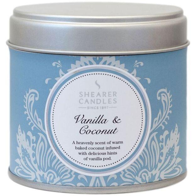 Home Fragrance Duftkerze Vanilla & Coconut