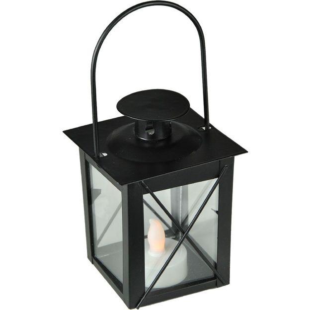 Lanterne LED en métal
