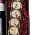 Vin rouge et chocolats - Chocolate for wine
