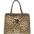 Guess Handtasche Carter leopard