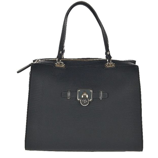 Guess Handtasche Carter black