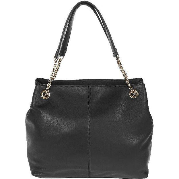 Guess Handtasche Blanca aus Leder