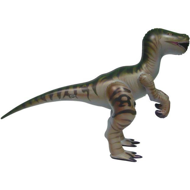 Aufblasbarer Dinosaurier Raptor