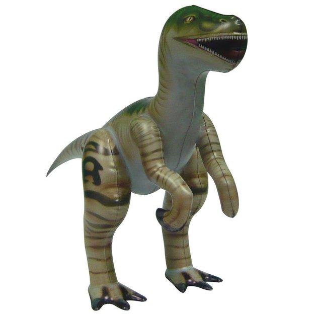 Dinosaure gonflable Raptor