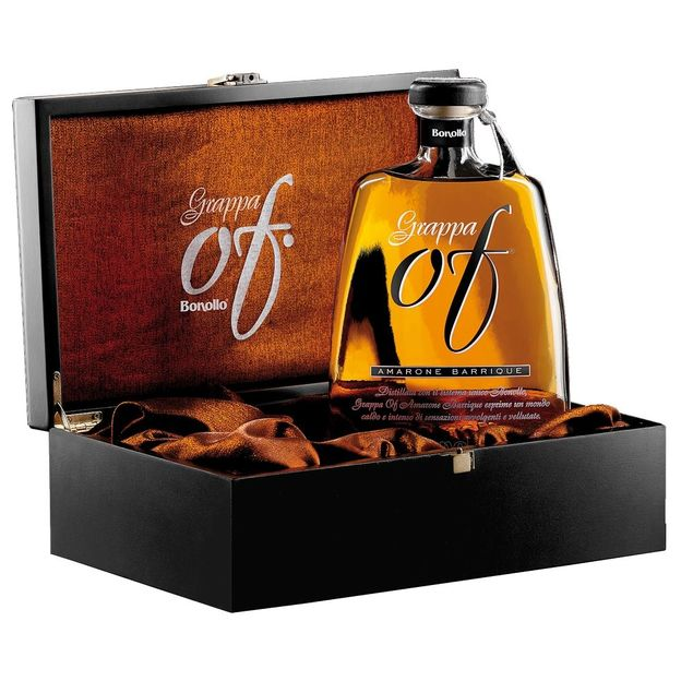 Coffret Grappa Of Amarone Barrique Cofanetto