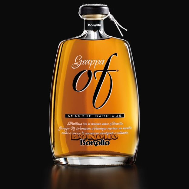 Grappa Of Amarone Barrique Cofanetto in Holzbox, 700ml