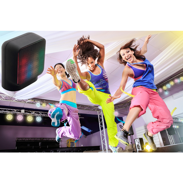Enceinte LED Bluetooth