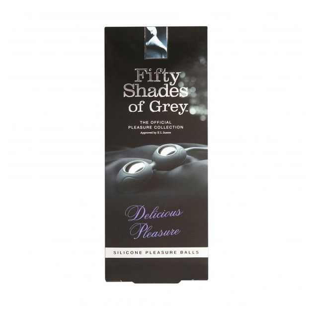Fifty Shades of Grey Liebeskugeln Delicious Pleasure