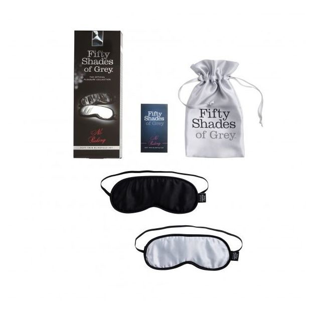 Fifty Shades of Grey Augenmaske No Peeking