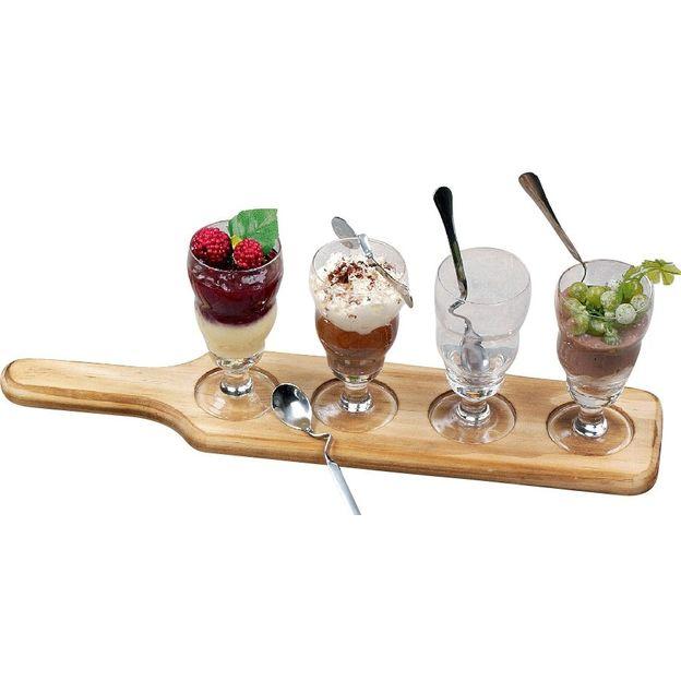 Set verrines Antipasti ou Dessert Locanda