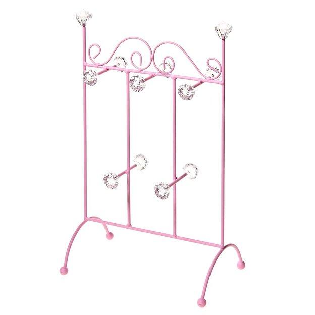 Porte bijoux Jeunesse rose