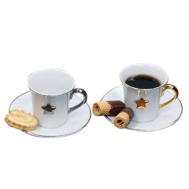 Espressotassen Stella 2er Set