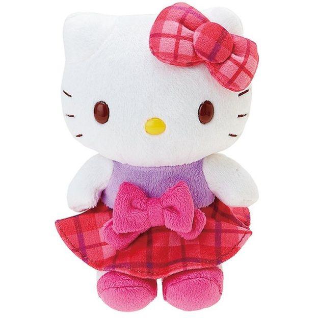 Hello Kitty Plüsch 13cm