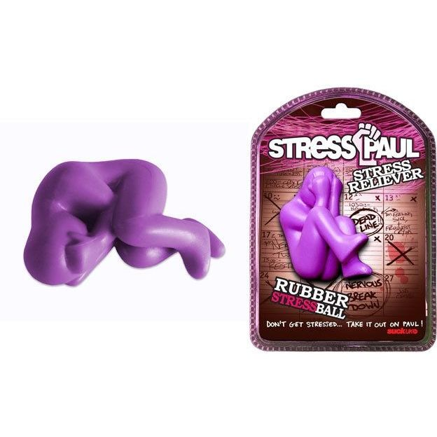 Balle anti-stress Paul