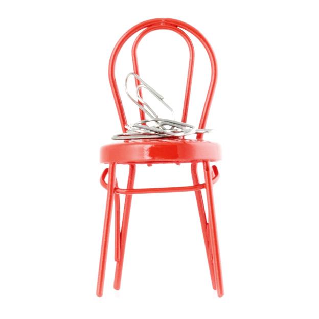 Büroklammer-Halter Vienna Chair